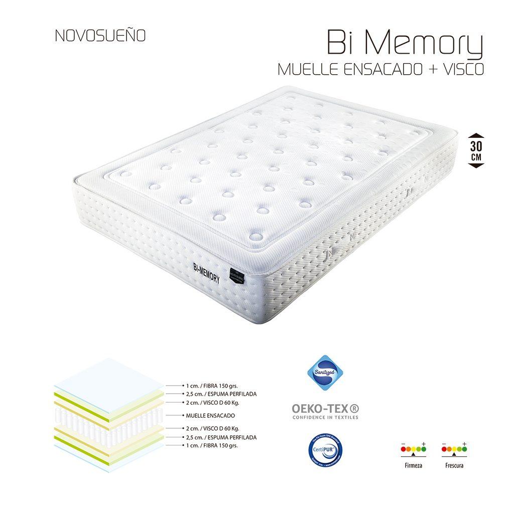 Colchón Bi-Memory