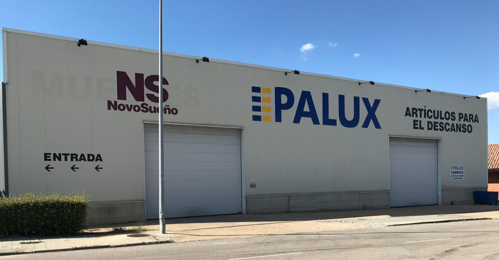 Fábrica Palux NovoSueño Soria