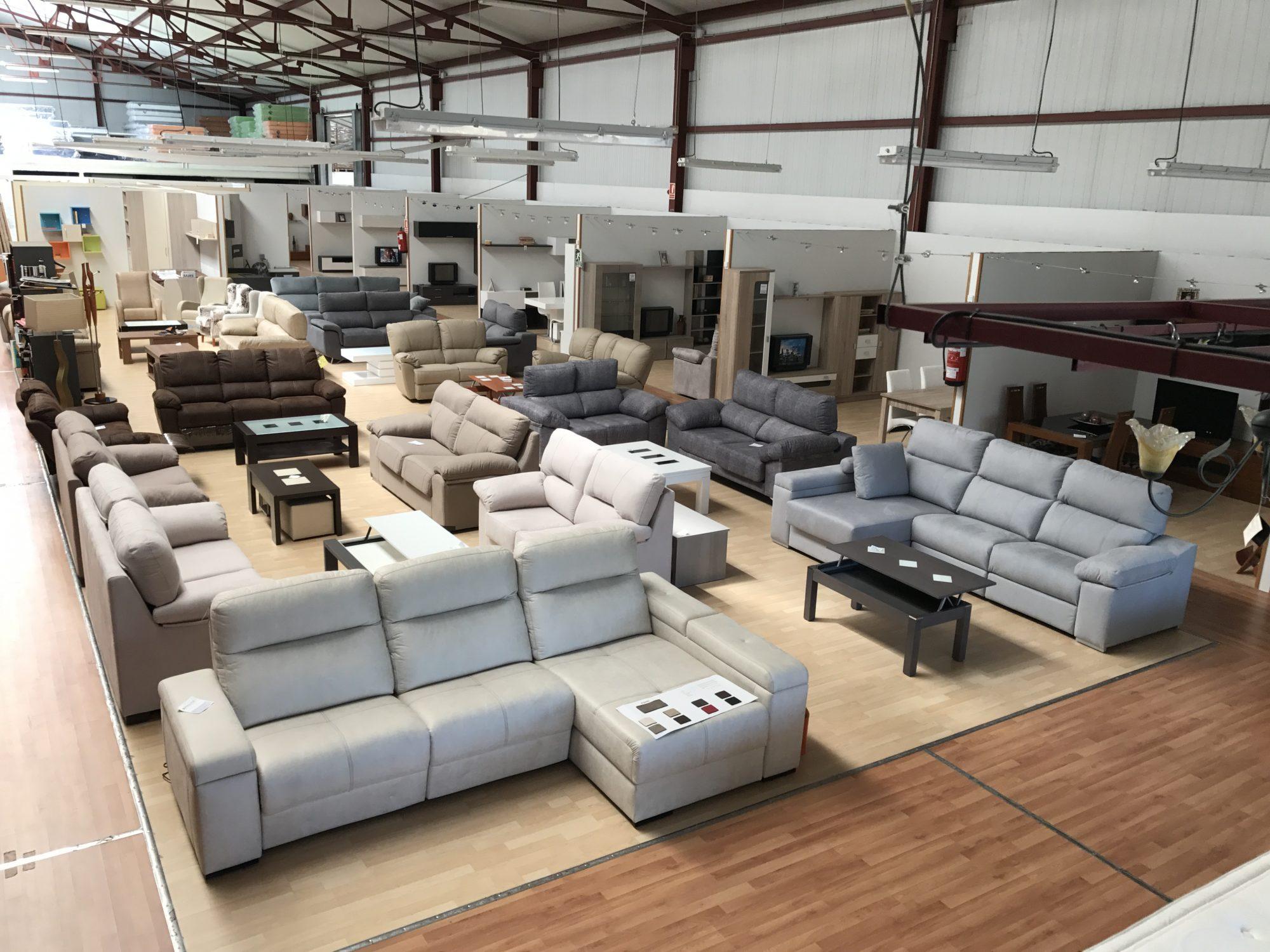 Muebles Palux Soria