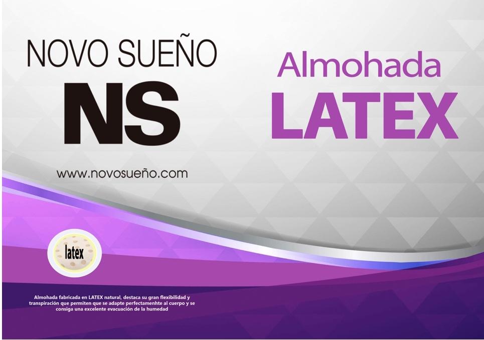 Almohada Latex Novosueño