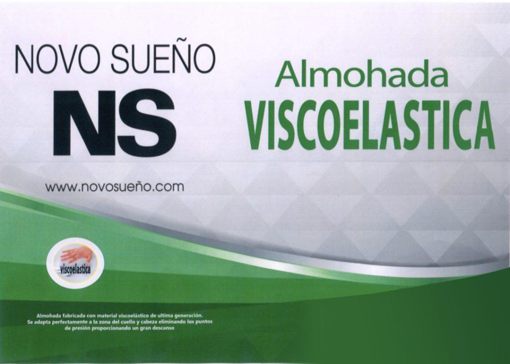 Almohada Viscoelástica Novosueño