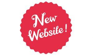 Presentación de la nueva página web
