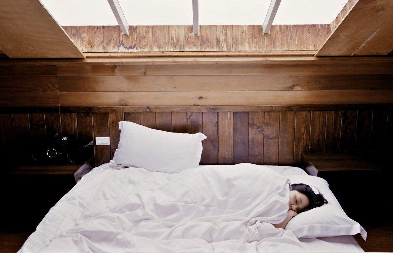Aprende a descansar por la noche