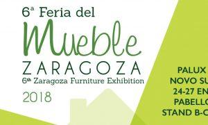 Estaremos en la Feria del Mueble de Zaragoza 2018