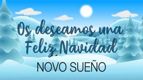 Feliz Navidad Soria Novosueño
